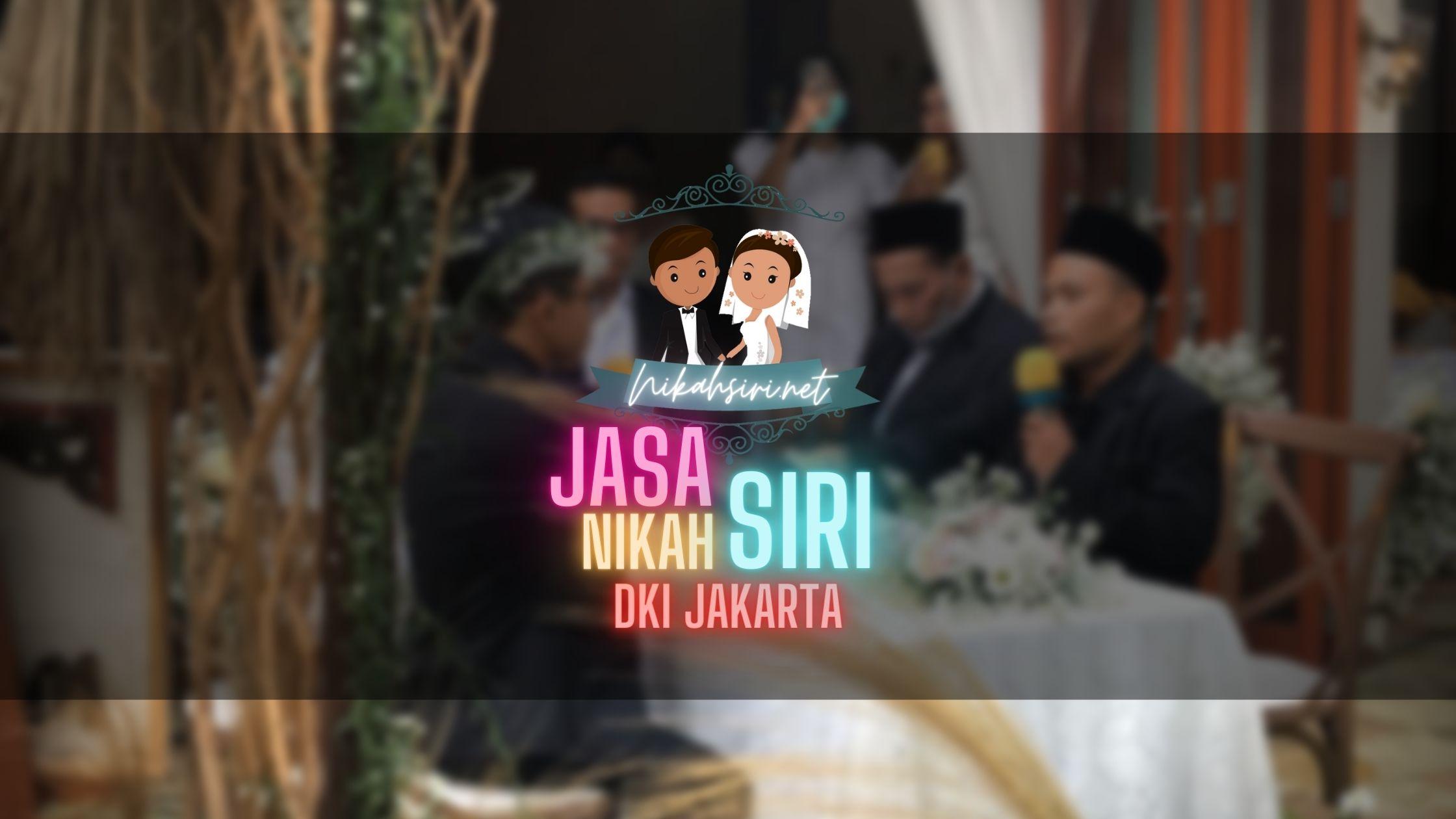 Jasa Nikah Siri Jakarta