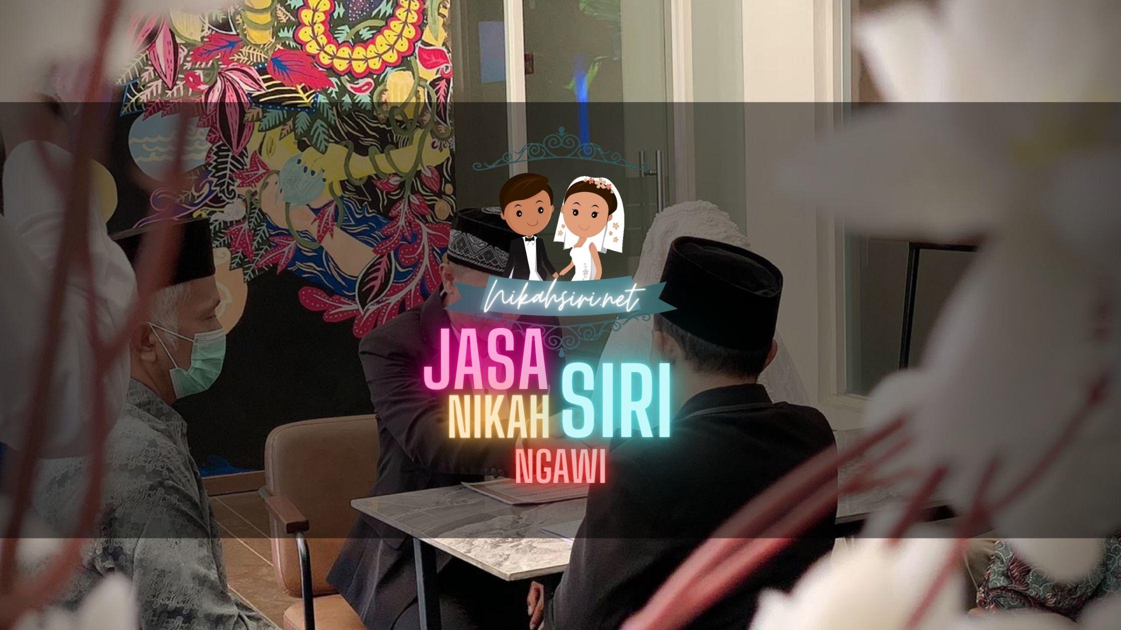 Jasa Nikah Siri Ngawi